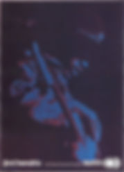 jimi hendrix poster handbill flyer/AD sunn jimi hendrix 1968