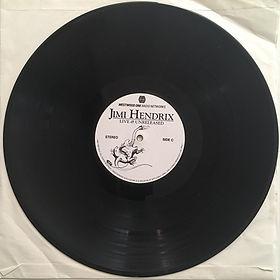 jimi hendrix bootlegs vinyls 1970 /  jimi hendrix live & unreleased part 3 / side c