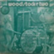 jimi hendrix vinyl lp album/woodstock two south korea 1971