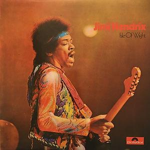 jimi hendrix album vinyls lps/isle of wight