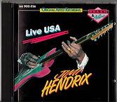 jimi hendrix rotily CD/live usa