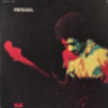 jimi hendrix rotily vinyls collector/japan 10/1970 band of gypsys