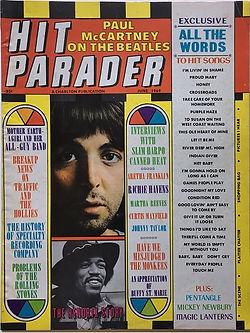 jimi hendrix magazines 1969/jimi hendrix story: hit parader june 1969