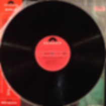 jimi hendrix vinyl album / side a : disc 2  electric ladyland  japan