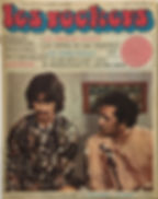jimi hendrix collector magazine/les rockers 14/11/67