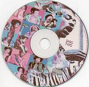 jimi hendrix bootlegs cds 1969/ raw blues: disc 2