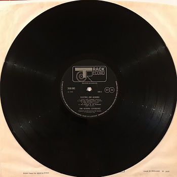 jimi hendrix rotily vinyls collector/electric jimi hendrix  1969/ track record
