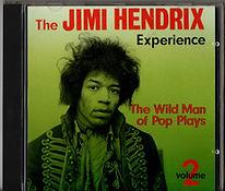 jimi hendrix collector cd bootlegs/the wild man of pop plays volume 2 1988