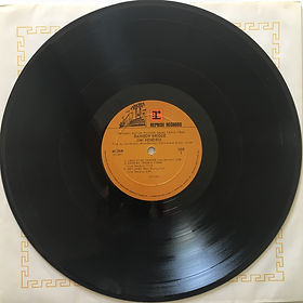 jimi hendrix vinyls album/rainbow bridge canada 1972