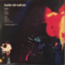 jimi hendrix rotily vinyls collector/ band of gypsys  japan 1970