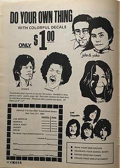 jimi hendrix magazines 1970 / circus may 1970