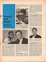 jimi hendrix magazines 1967 / record song book   june 1967   purple haze
