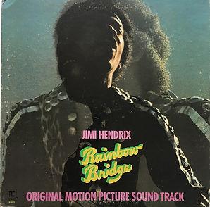 fan club/rainbow bridge usa/jimi hendrix vinyls albums 1971