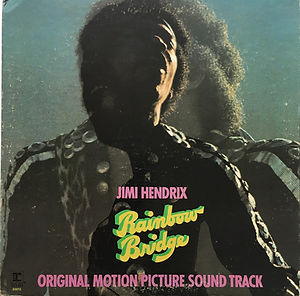 fan club/rainbow bridge usa/jimi hendrix vinyls albums 1971