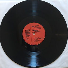 jimi hendrix vinyls albums lps/side 2 /experience 1971 france