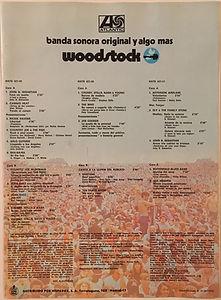 jimi hendrix rotily box/woodstock box spanish 1970