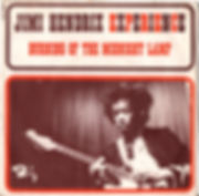 jimi hendrix rotily singles/burning of the nidnight lamp