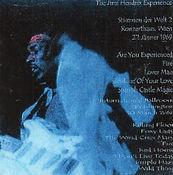 jimi hendrix bootlegs cds/stim men der welt 2  major tom concert washington /10/3/68