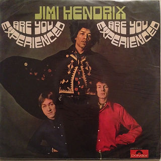 jimi hendrix/rotily vinyl lp collector/are you experienced brazil 1970