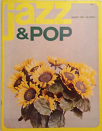 magazine collector/jazz & pop 8/67