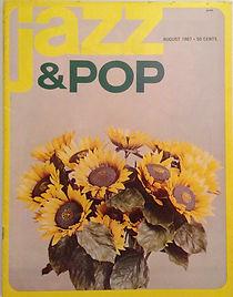 magazine collector/jazz & pop 8/67