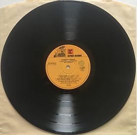 jimi hendrix album vinyls ilaly rainbow bridge 1971 side 1/lato1