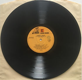 jimi hendrix album vinyls ilaly rainbow bridge 1971 side 1/lato1