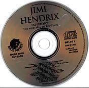 jimi hendrix collector cd bootlegs /the wild man of pop plays japan 1992