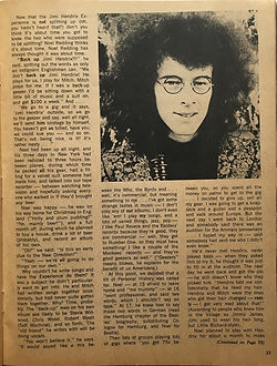 jimi hendrix magazine 1969/datebook march 1969: noel redding