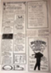 jimi hendrix newspaper collector/the paper boston feb. 13, 1968