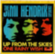 jimi hendrix rotily singles collector/up from the skies