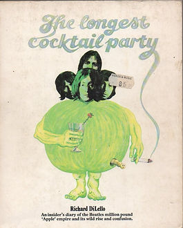 jimi hendrix book/the longest cocktail party by richard dilello 1972
