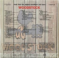 woodstock 3lps album vinyl/jimi hendrix collector