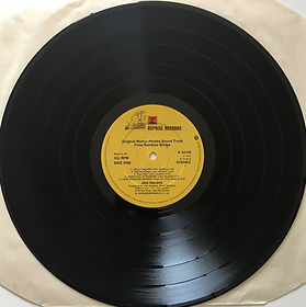 jimi hendrix vinyls/side1 rainbow bridge 1971 england