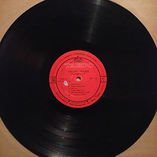 jimi hendrix collector/vinyls are you experienced south korea 1969