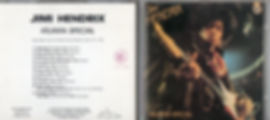 jimi hendrix bootlegs cd / atlanta special