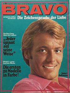 jimi hendrix magazines 1968/ bravo june 25, 1968