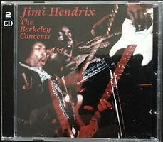 jimi hendrix bootlegs cds 1970  / the berkeley concerts