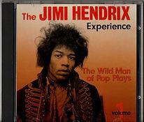 jimi hendrix collctor cd bootlegs/the wild man of pop plays vol1