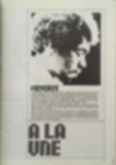 jimi hendrix magazines 1970 / best : article /