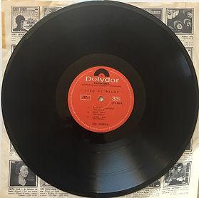 side A/ isle of wight 1972 venezuela jimi hendrix vinyl album