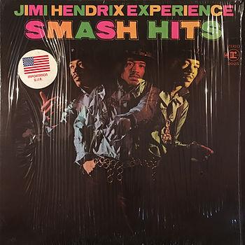 jimi hendrix rotily patrick vinyl/smash hits 1973