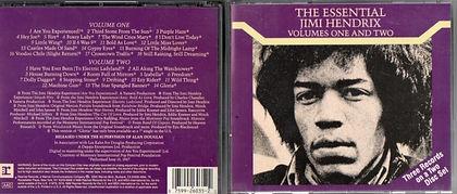 jimi hendrix cd album / the essential jimi hendrix volumes one & two