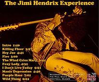 jimi hendrix bootlegs cds/french kiss 2008