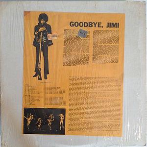 goodbye jimi/jimi rotily/jimi hendrix collector