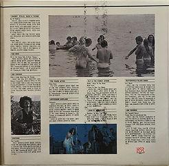 jimi hendrix collector vinyls albums/woodstock 3lps 1991 south korea