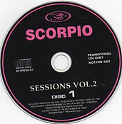 jimi hendrix cd bootlegs/session vol2 disc1