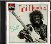 jimi hendrix rotily cd/lover man