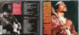 jimi hendrix bootlegs cd / high voltage at atlanta pop & electric lady studios
