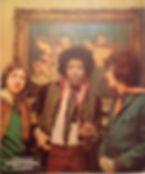 jimi hendrix rotily magazine/teenbeat  7/1967